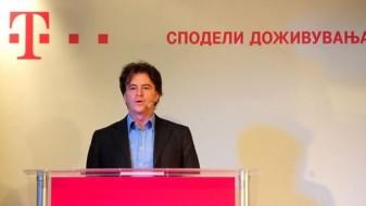 """Жарко Луковски повеќе не е главен оперативен директор на """"Македонски телеком"""""""
