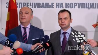 (ВИДЕО) Тантуровски: Гарантирам дека Антикорупциска работи без политички притисок
