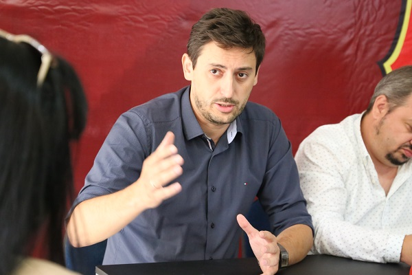 Богојески  Расте притисокот и заканите врз поддржувачите на реформите во ВМРО ДПМНЕ