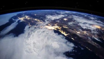 (ВИДЕО) Астронаут објави неверојатна снимка од Земјата
