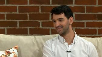 """(ВИДЕО ИНТЕРВЈУ) Даниел Данн: Поради забраната за македонска музика, го одложувавме видеото за """"Саншајн"""""""