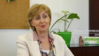 (ВИДЕО) Лилјана Поповска: Бевме доследни во борбата, методите на ВМРО се страшни, но не се плашиме