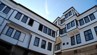 """""""Научна и уметничка визита"""" на МАНУ во Kуќата на Уранија во Охрид"""