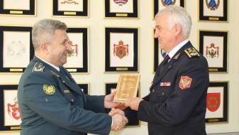 Началникот на Генералштабот на АРМ во официјална посета на војската на Црна Гора