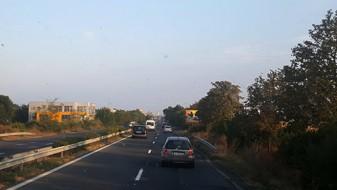 Нормализиран сообраќајот кај Удово