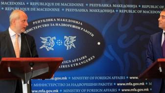 Димитров – Маасикас: Естонија ги поддржува реформските напори на Македонија