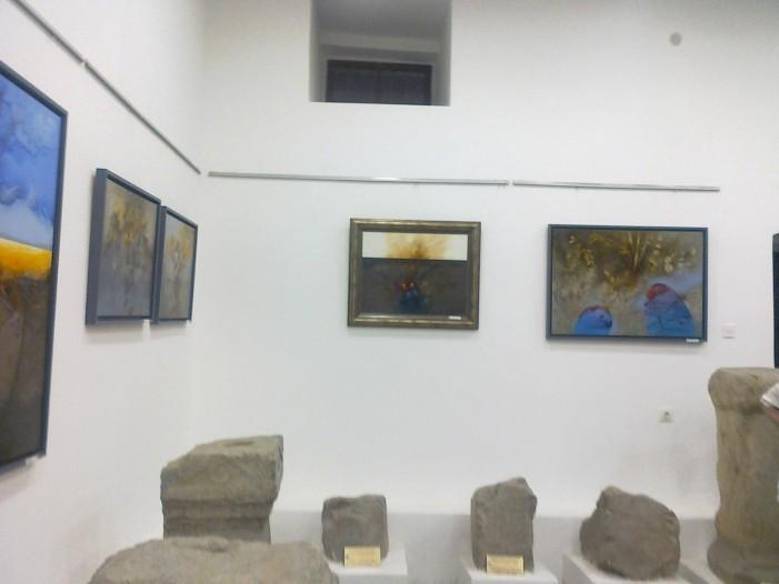 Во Галеријата на Робевци во Охрид излага Стефан Хаџи Николов