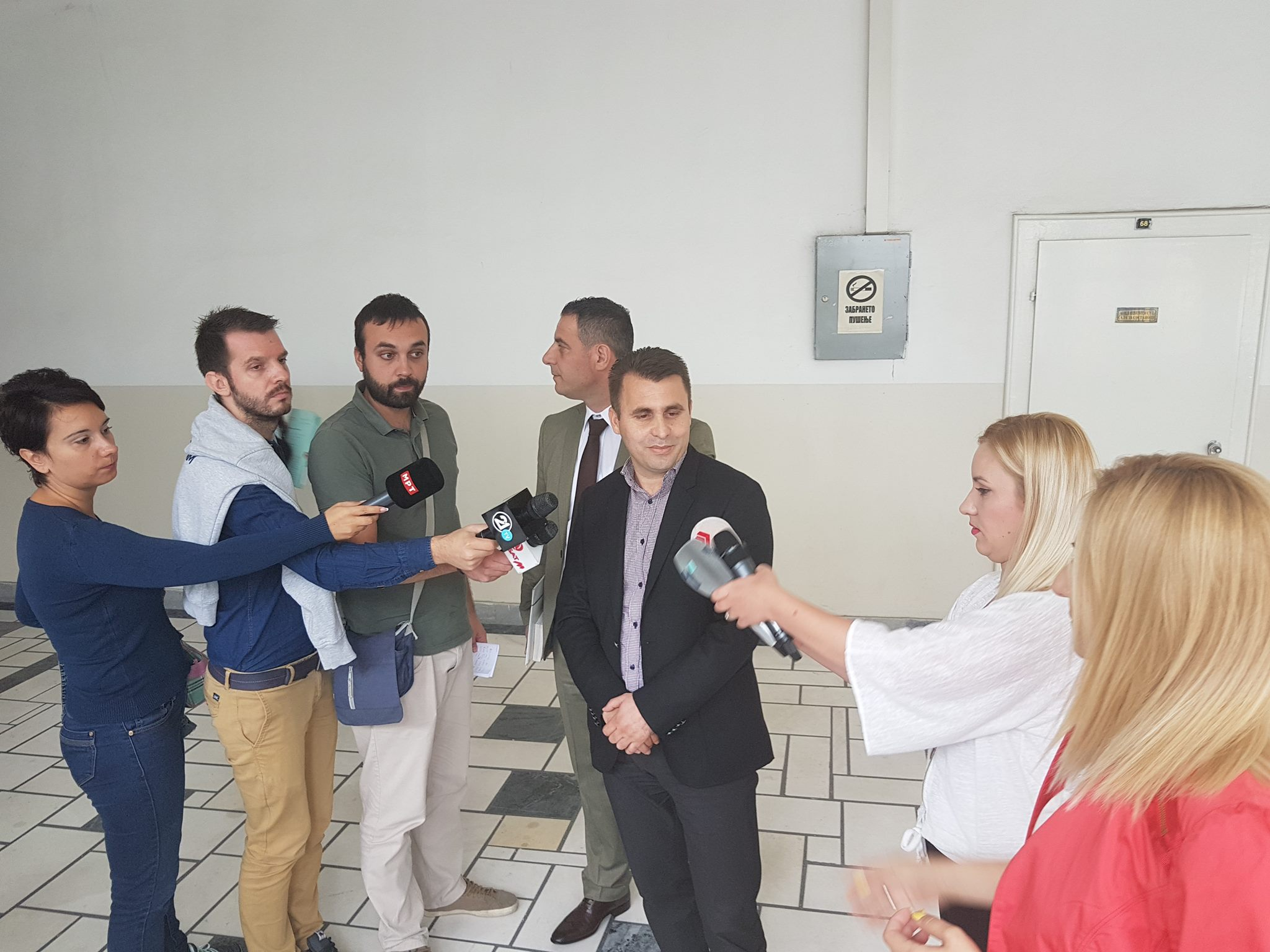 Фетаи  Обвинетиот Алими вршел влијание врз сведоци