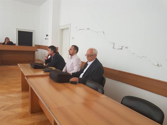 Ристоска: Бошковски влијаел врз сведоци вработени во УБК