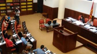 Амандманска расправа за ребалнс на буџетот, ВМРО-ДПМНЕ бараат средства за обештетување од земјотресите во Охрид