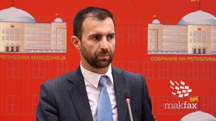 Димовски: Грубо се кршат процедурите за донесување на Законот за двојазичноста