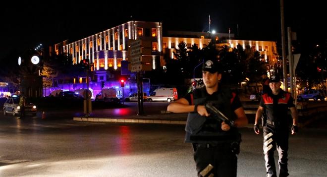 Продолжена вонредната состојба во Турција
