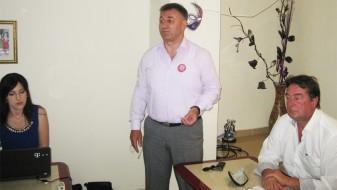 Социјалдемократската унија излегува од коалицијата со ВМРО-ДПМНЕ