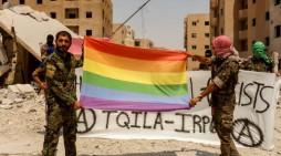 """ЛГБТ единица во војна против ИСИЛ: """"Овие педери убиваат фашисти"""""""