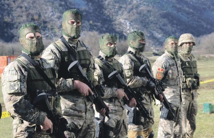Црна Гора воведува доброволно служење војска