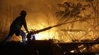 Пожарите стивнаа, нема опасност за туристичките објекти во Црна Гора