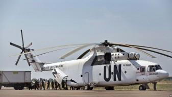 Хеликоптер на ОН се урна на Мали
