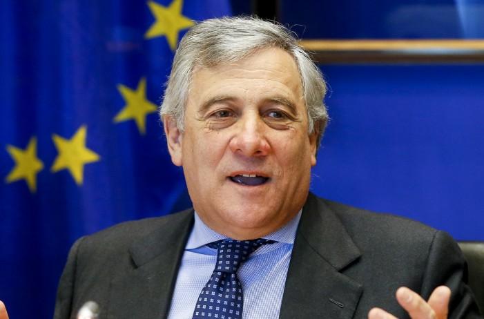 Тајани: Западен Балкан ѝ припаѓа на Европа