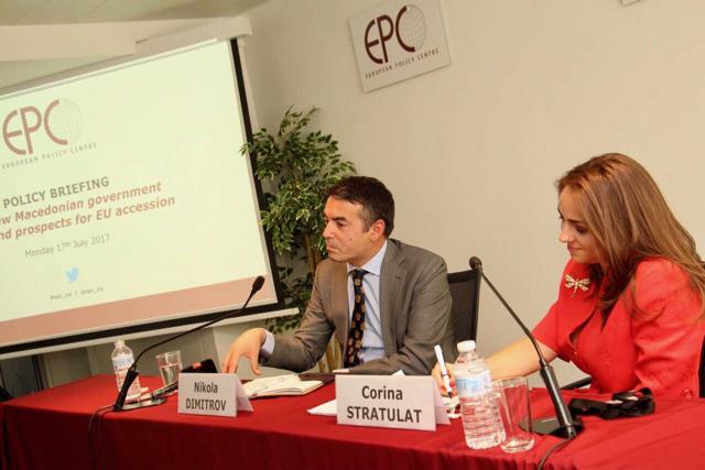 Димитров  Нашиот нов почеток  прилика за Македонија  но и за Регионот и ЕУ