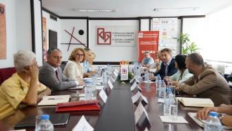 Шекеринска на средба во Стопанската комора на Македонија