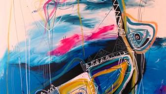 Изложба на уметницата Андријана Мациев во Прилеп