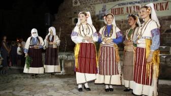 """Со перформансот """"Традицијата оживува"""" почна фестивалот """"Пеце Атанасовски"""""""