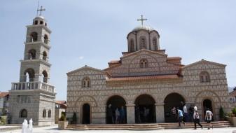 Почна изградбата на административна зграда и трпезарија во храмот Св. Петка во Прилеп