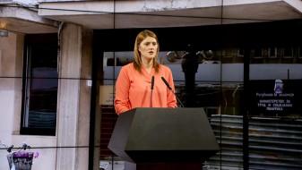 Стаменковска: СДС скрати 28 милиони денари за изградба и опрема на дневни центри за лицата со попреченост