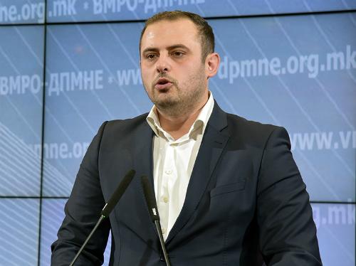 ВМРО ДПМНЕ ги бара пасошите  функционерите на партијата биле луѓе со дигнитет