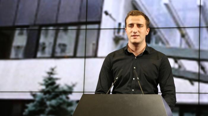 Павлоски: Професионалци во МВР на отстрел на министерот Спасовски