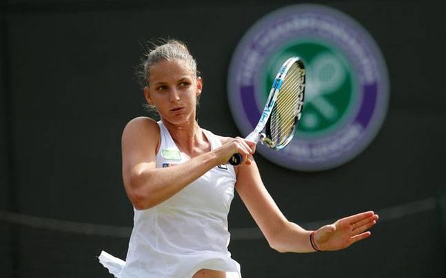 ВТА: Плишкова е број 1, Ѓорческа назадуваше за 31 место