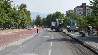 Почна реконструкцијата на булеварот Васко Карангелевски