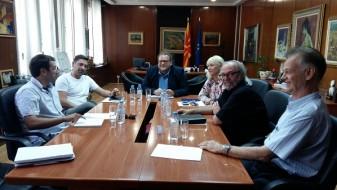 """Работна група ќе ги испитува последиците од """"Скопје 2014"""""""