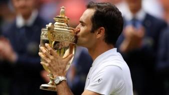 Роџер Федерер ја освои осмата титула на Вимблдон