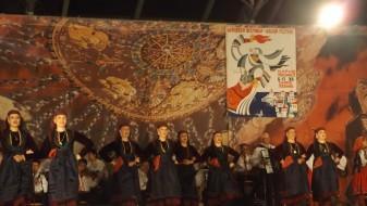 Балкански народни песни и игри во Охрид