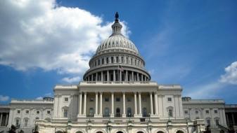 Масовни апсења на демонстранти пред американскиот Сенат
