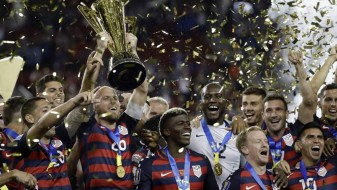 (Видео) Американците триумфираа на Голд купот