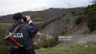 Французите ќе ја заштитуваат албанската граница