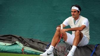 Федерер некогаш беше плачко