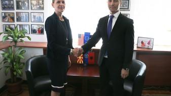 Груби побара засилена поддршка од хрватската амбасадорка