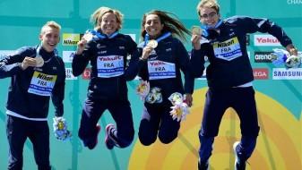 СП во пливање: Екипно злато за Франција на трката на 5 км