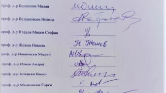Дваесетина историчари се противат на редефинирање на историјата