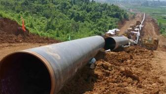 Во земјата годинава ќе бидат изградени 80 километри гасовод