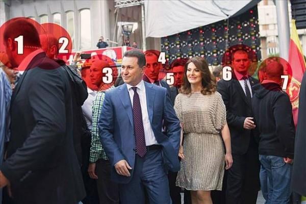 Груевски бара 20 телохранители за во Собрание – имал закани по живот