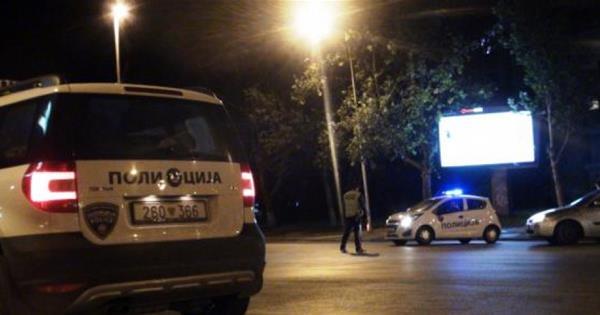"""Полицијата започнува борба против """"дивите трки"""" во Скопје"""