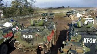 КФОР ќе остане на Косово додека има потреба