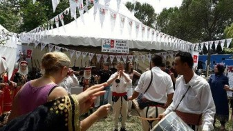 Мајовци со овации поздравени во Турција