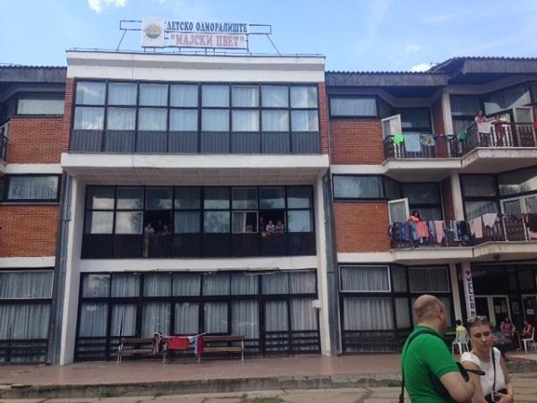 Деца од семејства во социјален ризик на летување во Струга