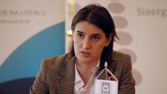 Брнабиќ: Србија треба да одржува врски со Русија