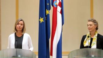 Могерини: Проширувањето на ЕУ на западен Балкан е највисок приоритет